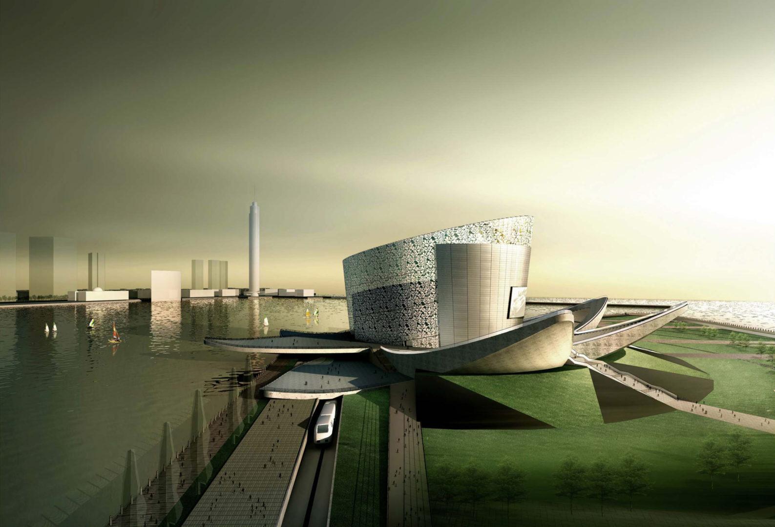 Zhuhai Opera & Waterfront