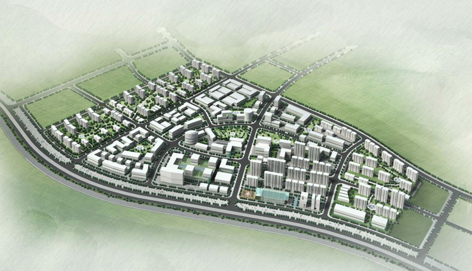 Dalian Industriepark