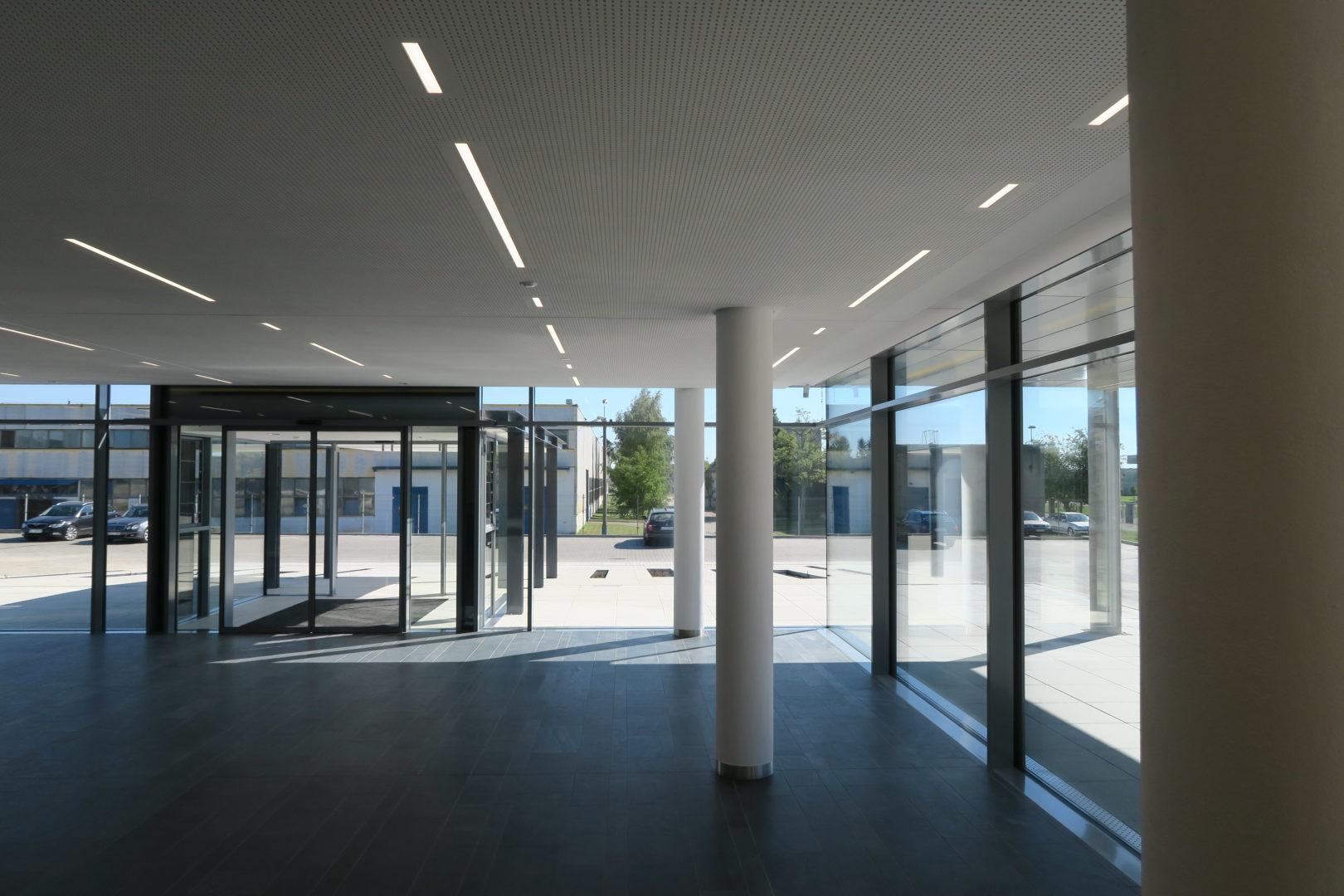 Verwaltungsgebäude Firma A.Häring KG