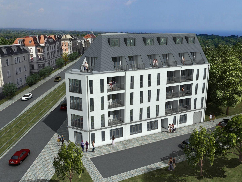 Wohn- und Geschäftshaus Leipzig